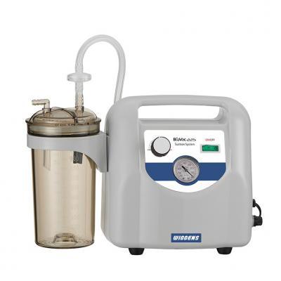 WIGGENS BioVac 225휴대식액체흡입시스템