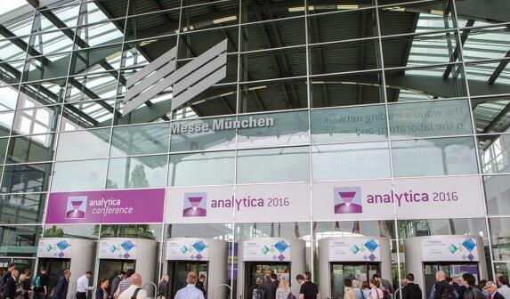 Analytica 2016 - Quality Built On Innovation
