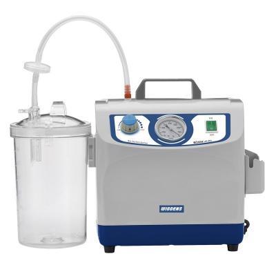 WIGGENS BioVac 240 PLUS 휴대식액체흡입시스템